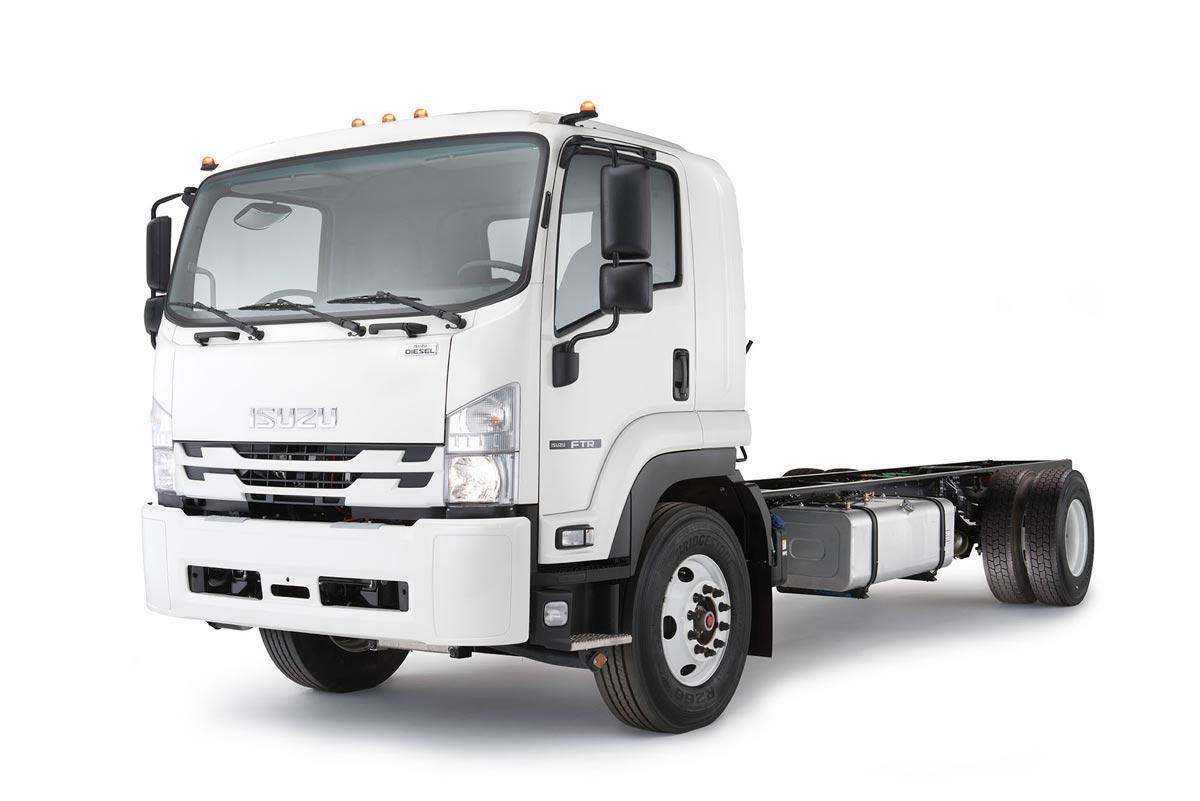 Isuzu FTR - Trucksmart Isuzu
