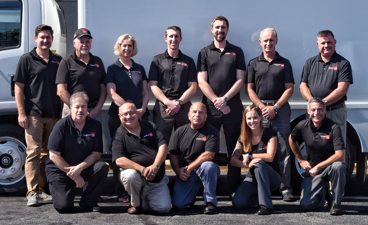 The TruckSmart Isuzu Sales Team