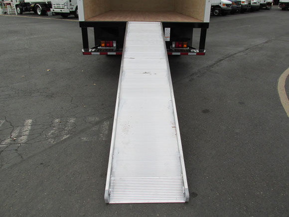 Pull Out Aluminum Ramp