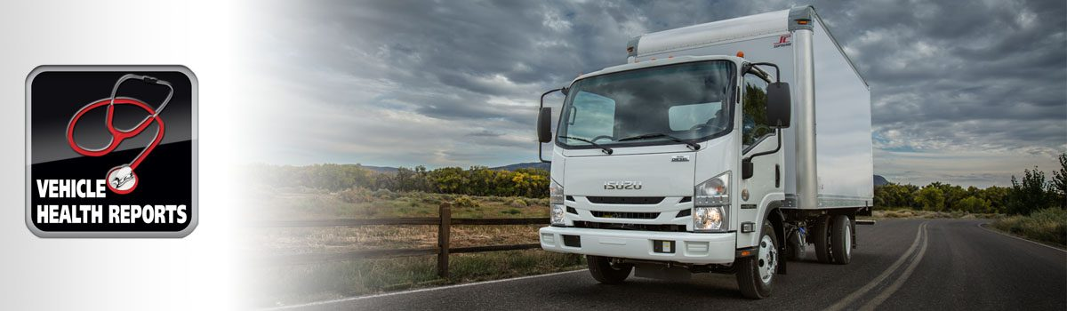 WHY YOU SHOULD UTILIZE THE ISUZU VEHICLE HEALTH REPORT